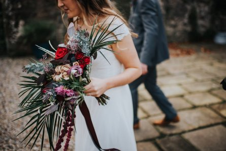 A Boho Wedding at Charlton Hall (c) From The Smiths (63)