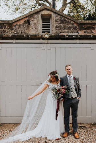 A Boho Wedding at Charlton Hall (c) From The Smiths (66)
