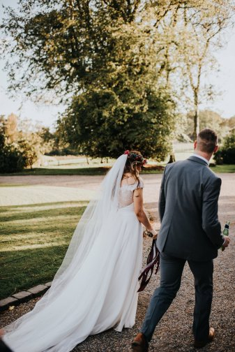 A Boho Wedding at Charlton Hall (c) From The Smiths (84)