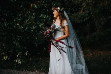 A Boho Wedding at Charlton Hall (c) From The Smiths (90)