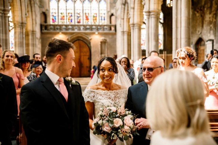 A Pretty Wedding at Tickton Grange (c) Hayley Baxter Photography (40)