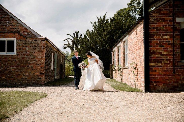 A Pretty Wedding at Tickton Grange (c) Hayley Baxter Photography (55)