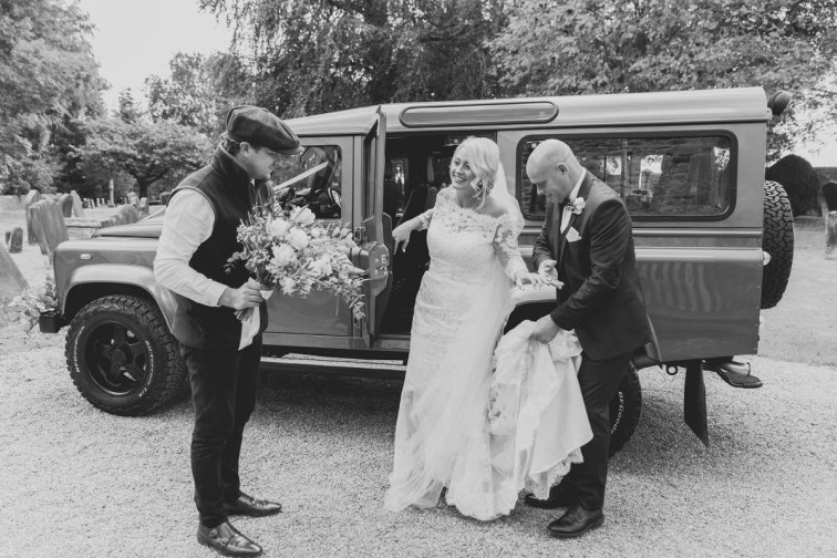 A Stylish Wedding at Middleton Lodge (c) Eve Photography (44)