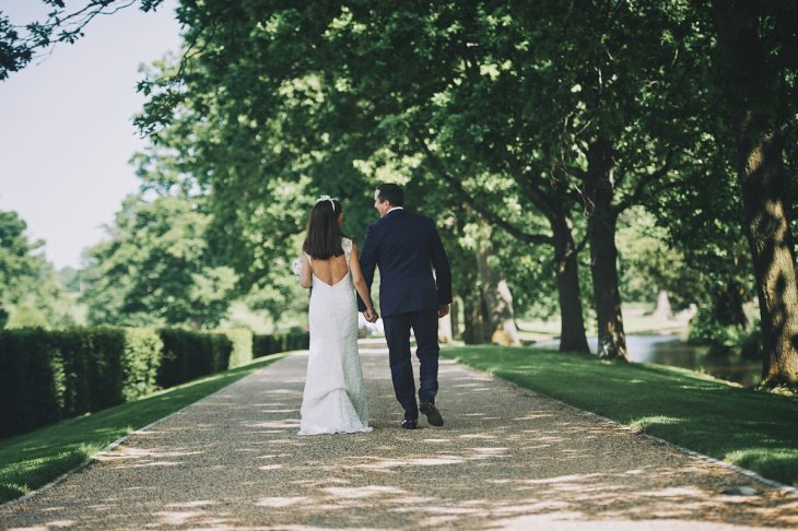 A Summer Wedding at Grantley Hall (c) Bethany Clarke Photography (38)