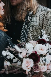 Chic Rock Styled Bridal Shoot (c) Marie Anson Photography (7)