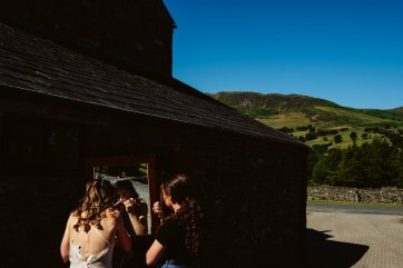 A Festival Wedding in the Lake District (c) Adam Riley Photography (3)