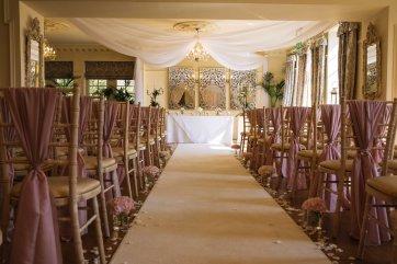 A Pretty Wedding at Eaves Hall (c) Nik Bryant Photography (11)