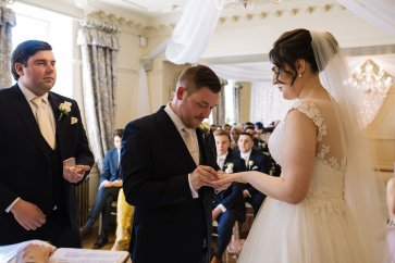 A Pretty Wedding at Eaves Hall (c) Nik Bryant Photography (16)