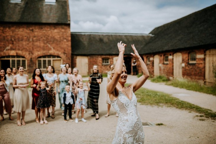 A Rustic Wedding at Calke Abbey (c) Peter Hugo Photography (55)