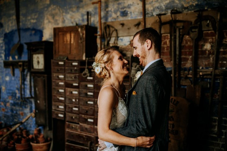 A Rustic Wedding at Calke Abbey (c) Peter Hugo Photography (67)