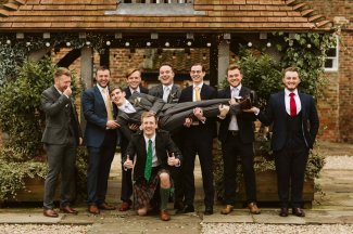 A Winter Wedding at Hornington Manor (c) Freya Raby (17)