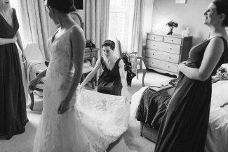 A Winter Wedding at Hornington Manor (c) Freya Raby (74)