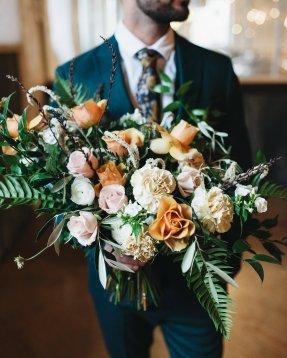 A Woodland Wedding Shoot at Holmes Mill (c) Kathryn Taylor Photography (3)