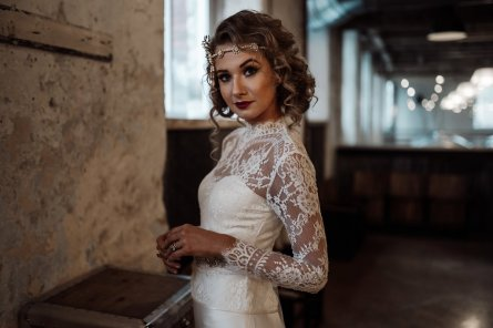 A 1920s Wedding Shoot at Holmes Mill (c) Emma Ryan Photography (7)