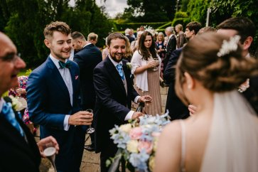 A Relaxed Wedding at Hilltp Country House (c) Lee Brown Photography (36)