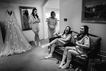 A Relaxed Wedding at Hilltp Country House (c) Lee Brown Photography (6)