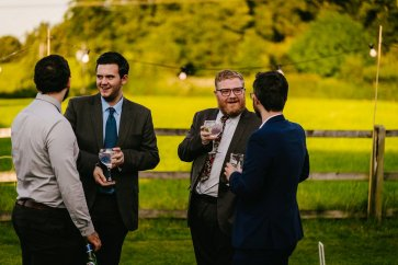 A Relaxed Wedding at Hilltp Country House (c) Lee Brown Photography (62)