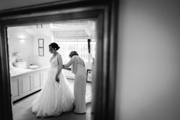 A Relaxed Wedding at Hilltp Country House (c) Lee Brown Photography (8)