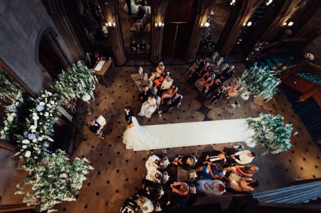 A Romantic Wedding at Matfen Hall (c) Forget Me Knot Images (10)