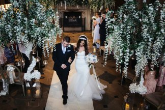 A Romantic Wedding at Matfen Hall (c) Forget Me Knot Images (15)