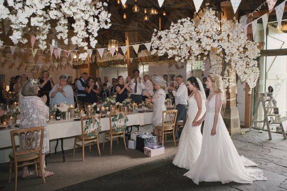 A Rustic Wedding at East Riddlesden Hall (c) Lissa Alexandra Photography (73)