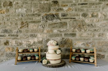 A Rustic Wedding at Yorkshire Wedding Barn (c) Hayley Baxter Photography (73)