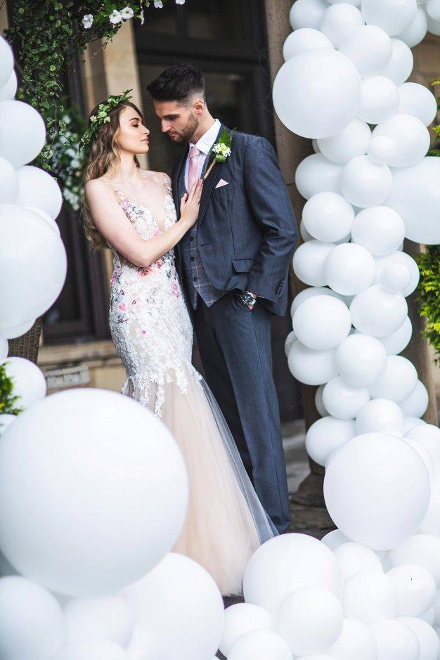 A Styled Wedding Shoot at Beamish Hall (c) Sean Elliott Photography (9)