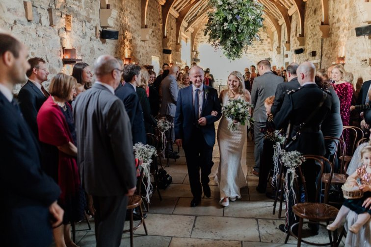 A Winter Wedding at Healey Barn (c) Chocolate Chip Photography (25)