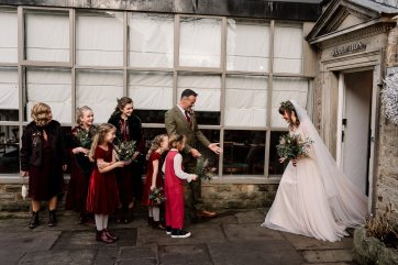 A Winter Wedding in Yorkshire (c) Georgie Beck Photography (27)