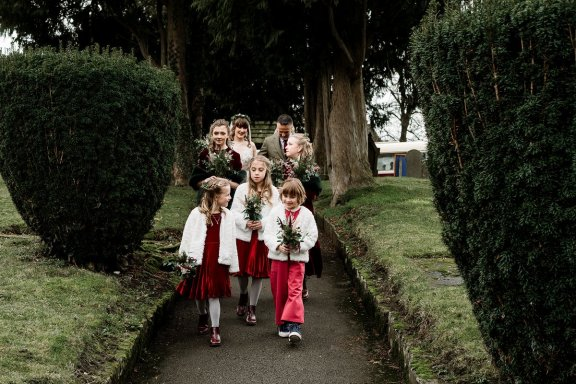 A Winter Wedding in Yorkshire (c) Georgie Beck Photography (32)