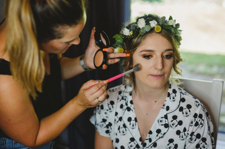 A Boho City Wedding at The Tetley (c) James & Lianne (10)