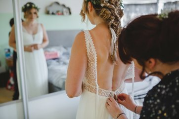 A Boho City Wedding at The Tetley (c) James & Lianne (12)