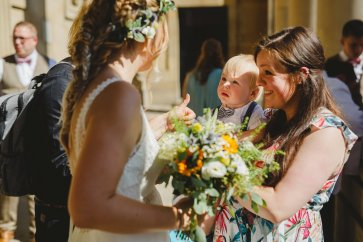 A Boho City Wedding at The Tetley (c) James & Lianne (21)