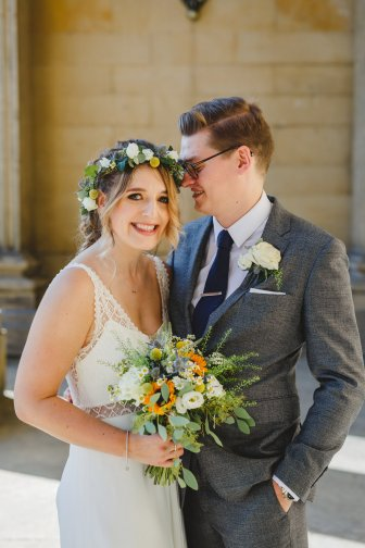 A Boho City Wedding at The Tetley (c) James & Lianne (23)