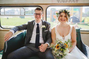 A Boho City Wedding at The Tetley (c) James & Lianne (27)