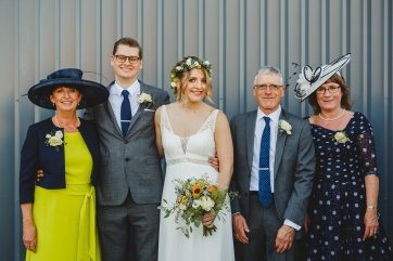 A Boho City Wedding at The Tetley (c) James & Lianne (33)