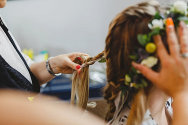 A Boho City Wedding at The Tetley (c) James & Lianne (5)