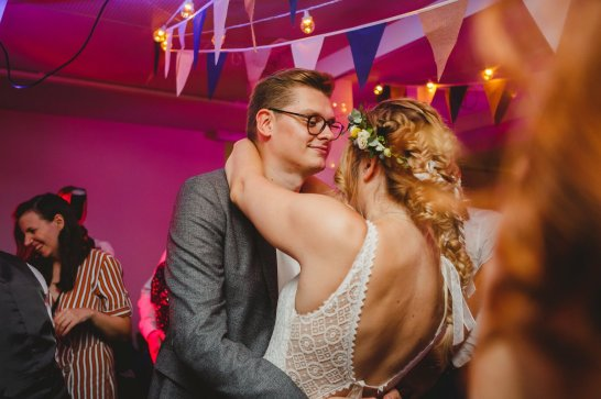 A Boho City Wedding at The Tetley (c) James & Lianne (79)