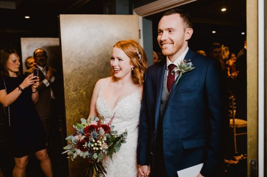 A Chic City Wedding at King Street Townhouse (c) Kate McCarthy (36)