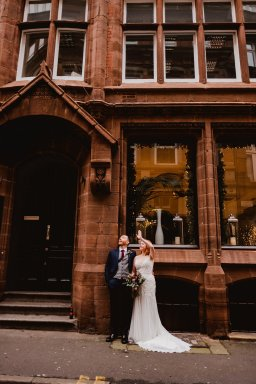 A Chic City Wedding at King Street Townhouse (c) Kate McCarthy (48)