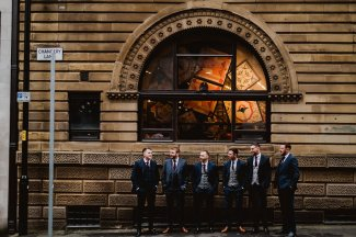 A Chic City Wedding at King Street Townhouse (c) Kate McCarthy (7)