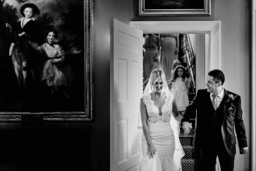 A Classic Blush Wedding at Dorfold Hall (c) MIKI Photo + Film Studio (74)