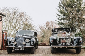 A Classic Wedding at Yorkshire Wedding Barn (c) David Conaty Photography (9)