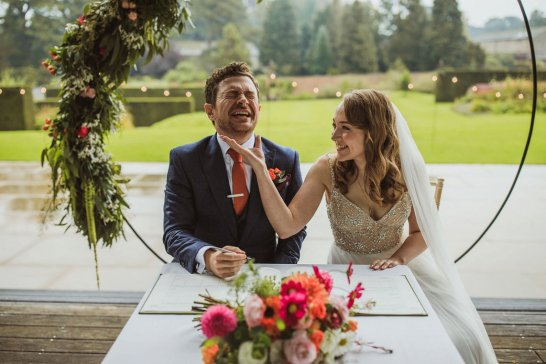 A Colourful Wedding at The Broughton Estate (c) Neil Jackson Photographic (26)