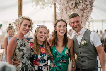 A Glittering Real Wedding at Aldby Park (c) Chris Milner (137)
