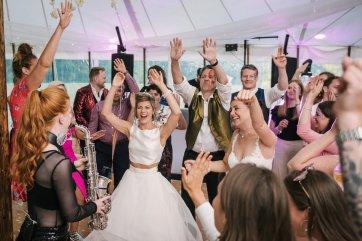 A Glittering Real Wedding at Aldby Park (c) Chris Milner (175)