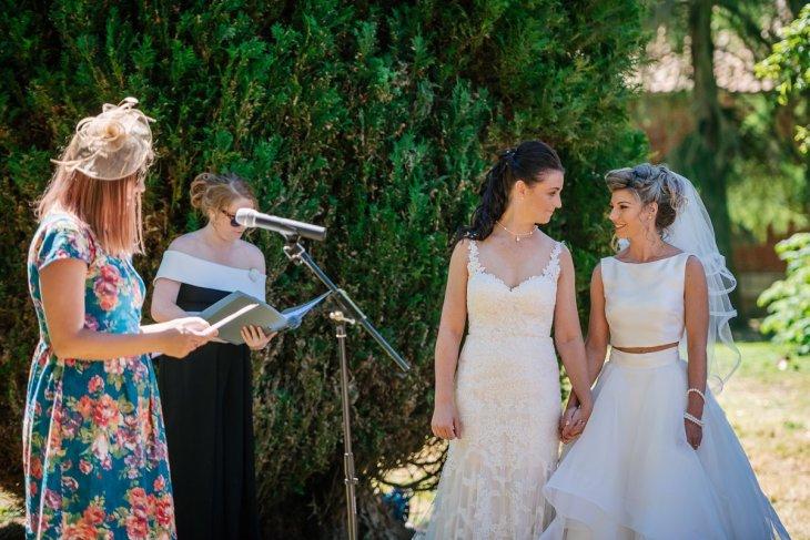 A Glittering Real Wedding at Aldby Park (c) Chris Milner (60)