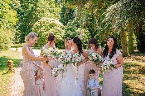 A Glittering Real Wedding at Aldby Park (c) Chris Milner (70)