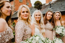 A Pretty Wedding at Colshaw Hall (c) Kate McCarthy Photography (54)