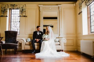 A Pretty Wedding at Colshaw Hall (c) Kate McCarthy Photography (59)